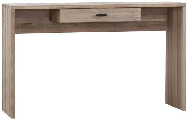 Kielder Console Table Solid Oak With Drawer