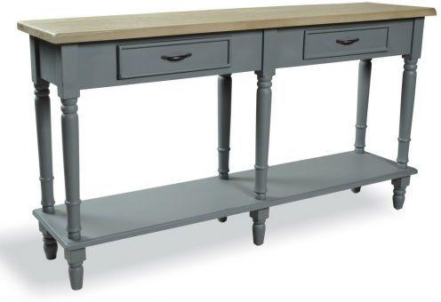 Bayonne Two Drawer Console Table image 2