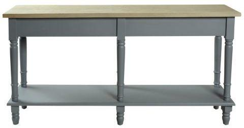 Bayonne Two Drawer Console Table image 3