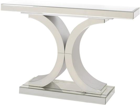 Verona Mirrored Console Table Art Deco