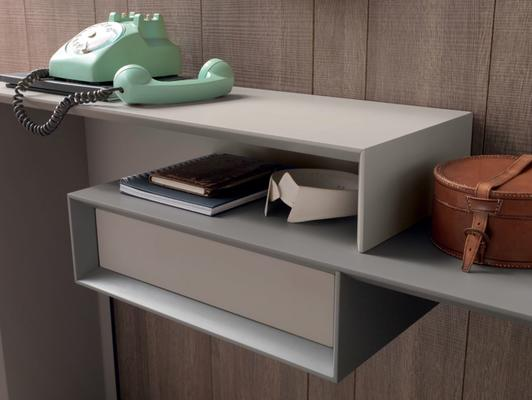 Smart console table with drawer image 4