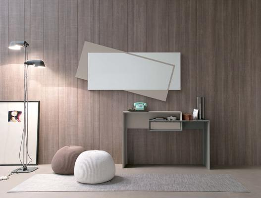 Smart console table with drawer image 5