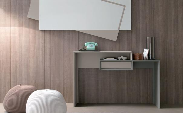 Smart console table with drawer image 6