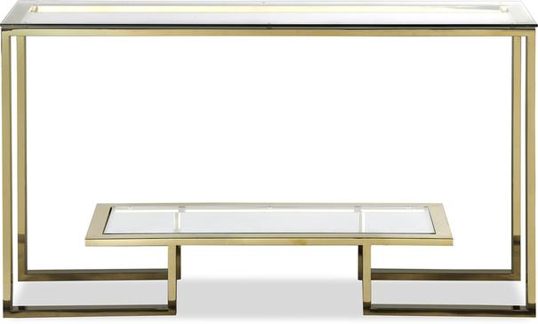 Mayfair Console Table - Steel, Bronze or Gold Frame image 6