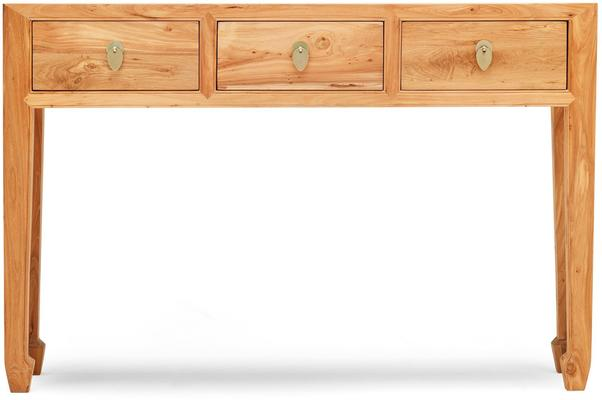 Natural Elm Console Table  image 2