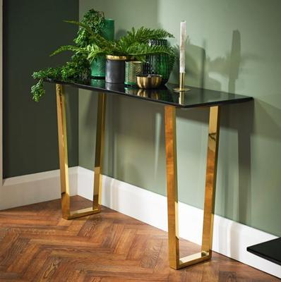 Verde console table image 2