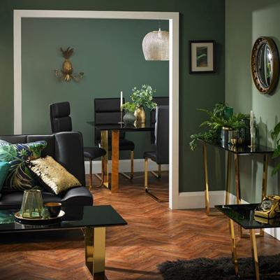 Verde console table image 3