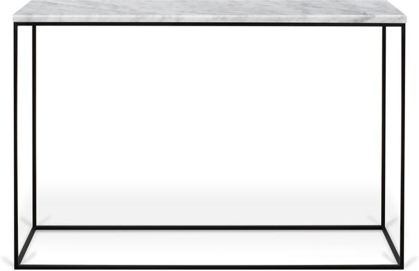 Gleam console table
