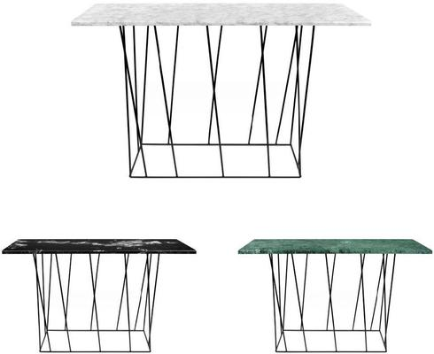 Helix (Marble) console table image 11