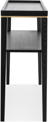Otium Console Table Dark Wenge Wood image 4