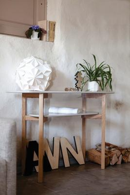 Cee console table image 4