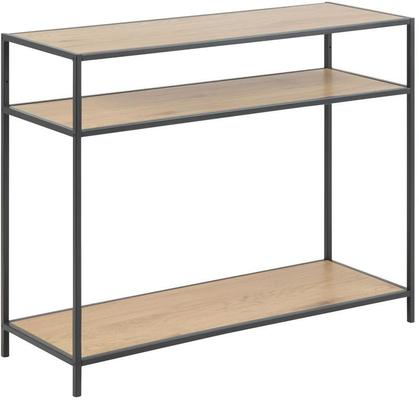 Seafor 2 shelf console table