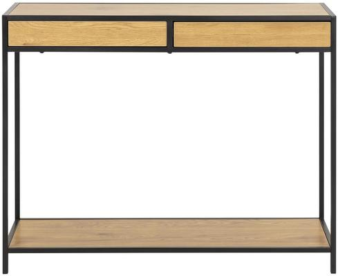 Seafor 2 drawer console table  image 2