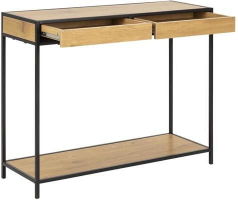 Seafor 2 drawer console table  image 3