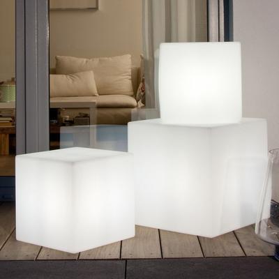 Shining Cube Lamp