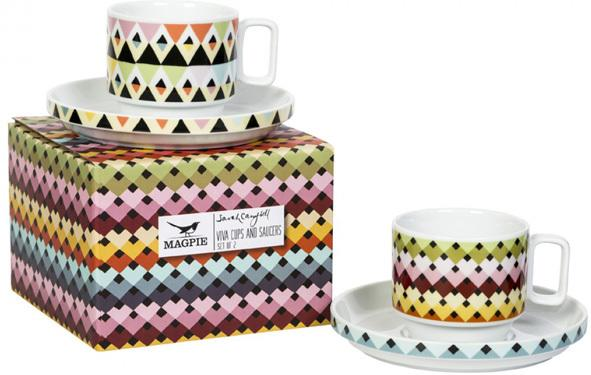 Viva Cup and Saucer Duo - Overlap image 3