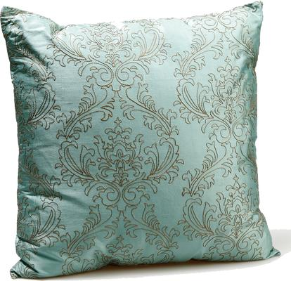 Silk Embroidered Cushion