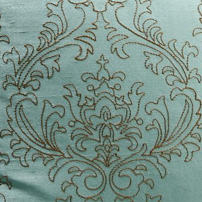 Silk Embroidered Cushion image 2