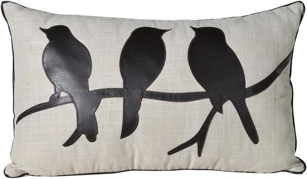 Three Birds Pillow