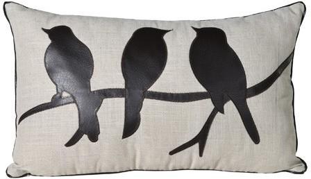 Three Birds Pillow image 2