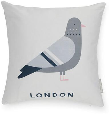 Evermade London Pigeon Cushion