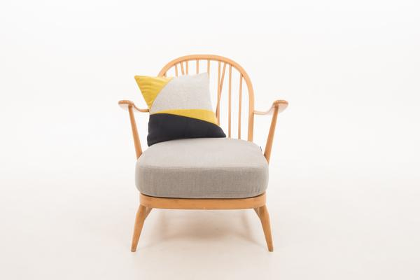 Seat Cushion To Fit The Ercol Windsor 203 Armchair image 2