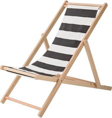 Bloomingville Deck Chair Stripe Kit Succulent