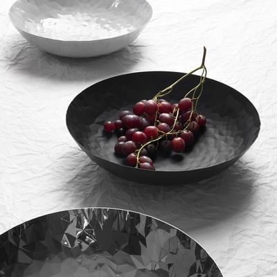 Alessi Joy n.1 Centrepiece Bowl - Black image 2