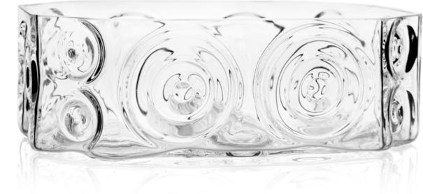 Swirls Rectangular Serving Bowl 24Cm image 2