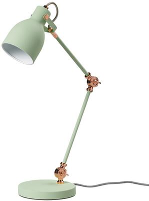 Retro Desk Task Lamp - Swedish Green