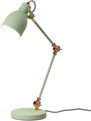 Retro Desk Task Lamp - Swedish Green image 2