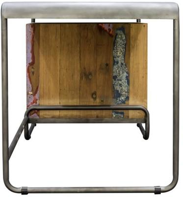 Brooklyn Finest Industrial Desk With Drawers image 8