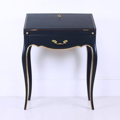 Small French Secretary Desk image 4