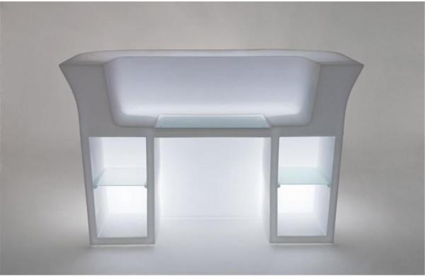 My (light) desk image 2