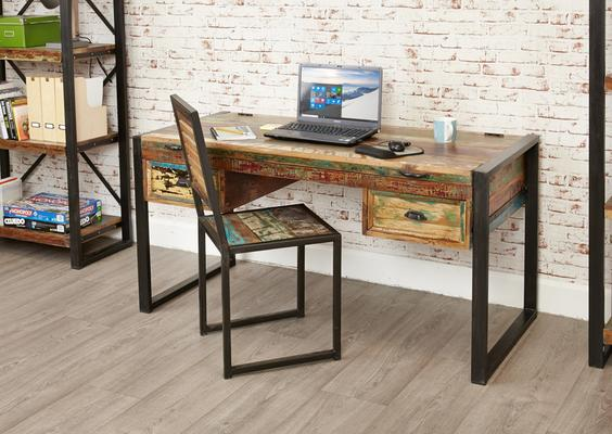 Shoreditch Rustic Desk/Dressing Table