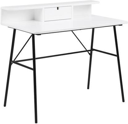 Pastal desk with drawer