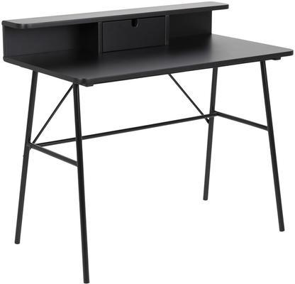 Pastal desk with drawer image 2