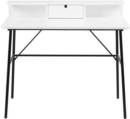 Pastal desk with drawer image 3
