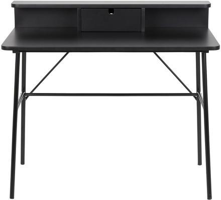 Pastal desk with drawer image 4