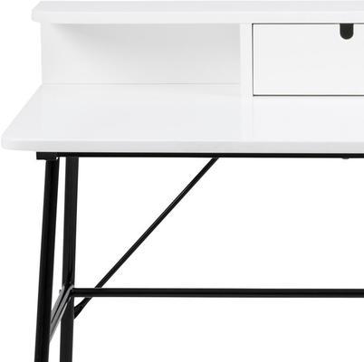 Pastal desk with drawer image 9