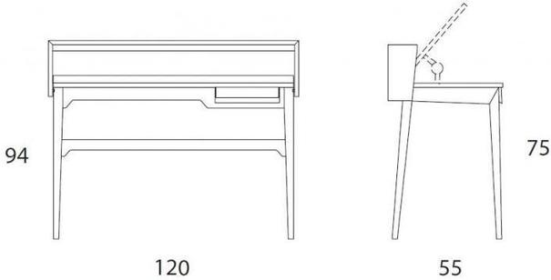 Pad desk image 4
