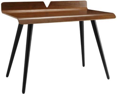 Jual Vienna Retro Desk PC607 Walnut 110cm