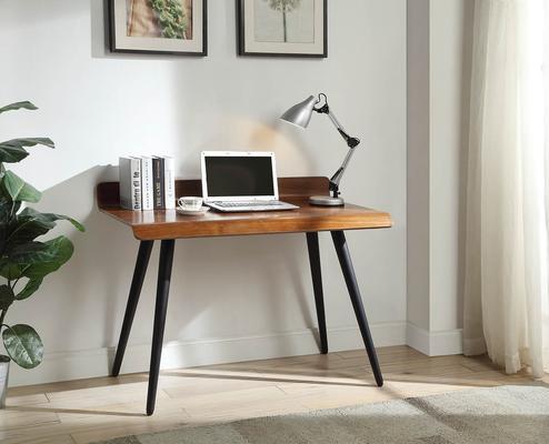 Jual Vienna Retro Desk PC607 Walnut 110cm image 2