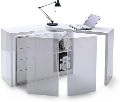 Zantos deluxe desk with drawers image 2