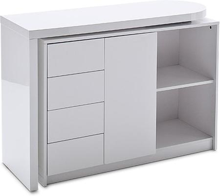 Zantos deluxe desk with drawers image 3