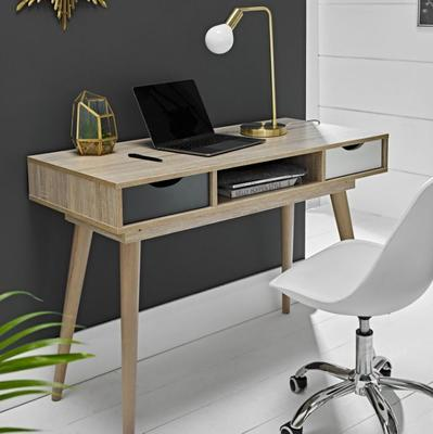 Scuna 2 drawer desk image 2