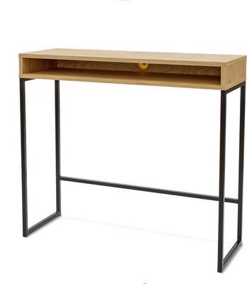 Frame high desk