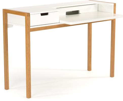 Farringdon laptop desk with drawer