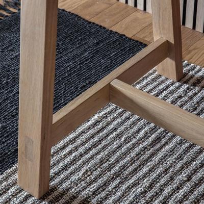Kielder Solid Oak Desk image 3