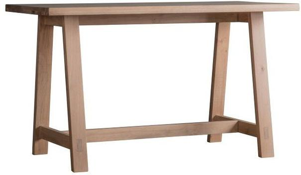Kielder Solid Oak Desk image 5